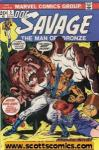 Doc Savage (Marvel 1972 - 1974)
