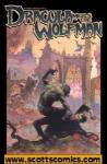 Dracula Meets The Wolf-Man (Frank Frazetta) (2008 one shot)
