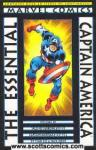 Essential Captain America TPB