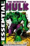 Essential Incredible Hulk TPB (1999 1st edition)