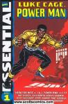 Essential Luke Cage Power Man TPB