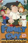 Family Guy Hack Slash FCBD Edition (2007 one shot)