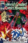 Fantastic Four The Worlds Greatest Comics Magazine! (2001 mini series)