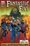Fantastic Five (2007 mini series)