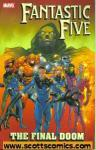 Fantastic Five Final Doom TPB