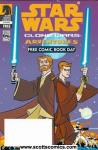 Star Wars The Clone Wars Adventures FCBD Edition