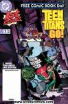 Teen Titans Go! FCBD (2004 one shot)