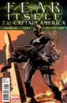 Fear Itself Captain America (2012 one shot)
