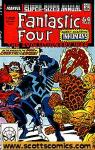 Fantastic Four (1961 - 1996 1st series) Annual
