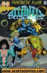 Fantastic Four Atlantis Rising (1995 mini series)