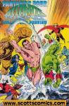 Fantastic Four Atlantis Rising Collectors Preview (1995 one shot)
