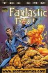 Fantastic Four The End Hardcover