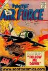 Fightin Air Force (1956 - 1966)