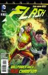 Flash (2011 4th series) Annual