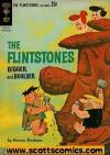 Flintstones Bigger and Boulder (Gold Key) (1962-1966)
