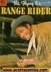 Flying A's Range Rider (1952 - 1959) (Dell)