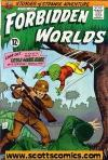 Forbidden Worlds (1951 - 1967) (ACG)