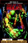 Fall of the Hulks Red Hulk (2010 mini series)