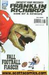 Franklin Richards Son of A Genius Fall Football Fiasco (2007 one shot)