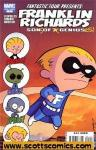 Franklin Richards Sons of Geniuses (2008 one shot)