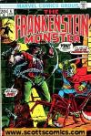Frankenstein Monster (1973 - 1975)