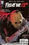 Friday the 13th (2006 - 2007 DC) (Mature Readers)
