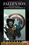 Fallen Son Death of Captain America Wolverine (2007 one shot)