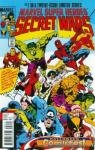 Marvel Superheroes Secret Wars HCF 2014 (limit 2 free comics)