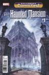 Haunted MansionComicfest 2016 (Limit 2 FREE Comics with $10 purchase)