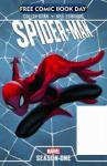 Spider-Man Season One 2012 FCBD