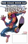 Amazing Spider-Man 2011 FCBD