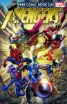 Avengers Age of Ultron 2012 FCBD