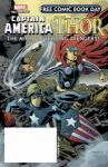 Captain America Thor FCBD (2011 one shot)