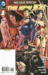 DC Comics The New 52 Special Edition 2012 FCBD