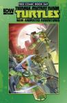 Teenage Mutant Ninja Turtles New Animated Adventures FCBD (2013 one shot)