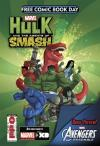 Hulk Agents of Smash Avengers Assemble 2013 FCBD (2013 one shot)