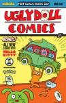 Its An Ugly Doll Comic and Other Stuff 2013 FCBD (Limit 2 Free Comics)