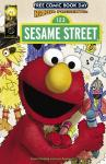 Sesame Street Strawberry Shortcake FCBD (2013 one shot)
