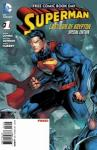 Superman Last Son of Krypton FCBD (2013 one shot)