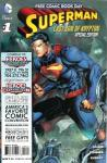 Superman Special Edition 2013 FCBD (Limit 2 Free Comics)