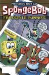 Spongebog Comics Freestyle Funnies FCBD (2013 one shot)