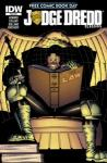 Judge Dredd Classics 2013 FCBD (Limit 2 Free Comics)