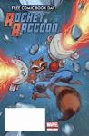 Rocket Raccoon FCBD (2014 one shot)