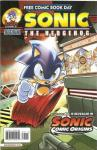 Sonic The Hedgehog Mega Man Flipbook 2014 FCBD  (2014 one shot)