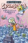 Spongebob Freestyle Funnies FCBD  (2014 one shot)