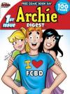 Archie Digest 2014 FCBD  (2014 one shot)