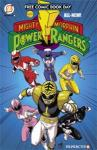 Mighty Morpin Power Rangers FCBD  (2014 one shot)