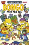 Bongo Free For All 2015 FCBD  (Limit 2 Free Comics)