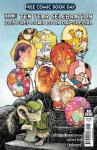 Boom Studios Ten Year Celebration 2015 FCBD  (Limit 2 Free Comics)