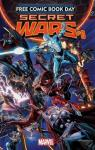 Secret Wars 2015 FCBD  (Limit 2 Free Comics)